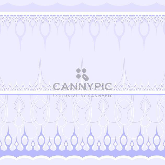 light blue elegance vector abstract background with winter ornament and text place - Free vector #126243