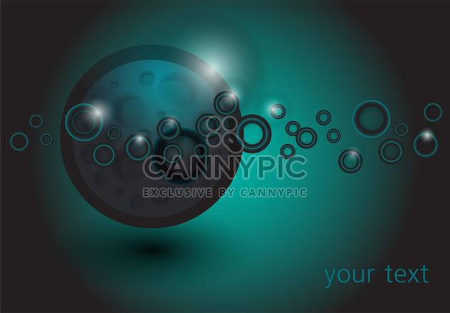 Space abstract vector background - Free vector #128713