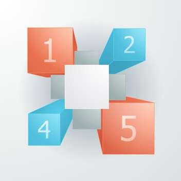 business diagram design element - vector #134253 gratis