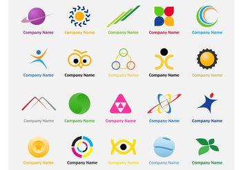 Branding Image Pack - vector gratuit #138923