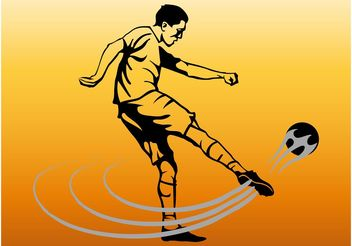 Goal Vector - Kostenloses vector #138943