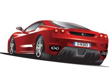 Ferrari - Kostenloses vector #139203