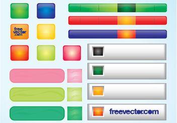 Web Vectors - Free vector #139853
