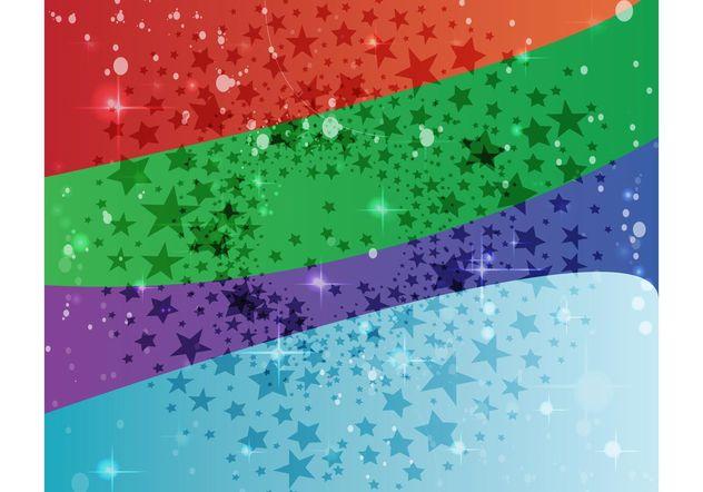 Stars Circles - vector #140033 gratis