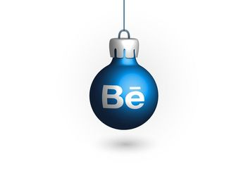 Social Media Christmas Balls - vector gratuit #140373