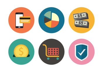 Icon Vector Collection - Free vector #140813