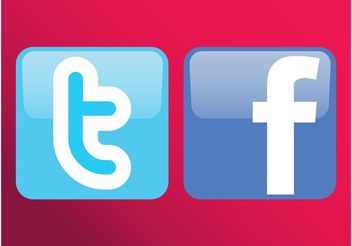 Social Networks - Free vector #141623