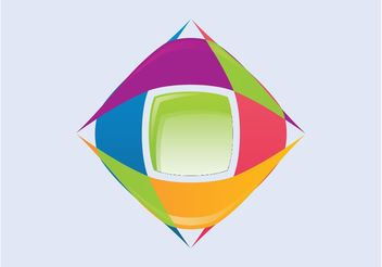 Colorful Logo - бесплатный vector #142793