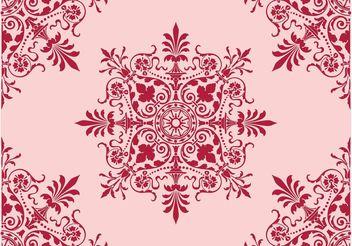 Floral Ornaments Vectors - Kostenloses vector #143003