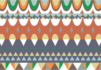 Abstract Pattern Background Vector - бесплатный vector #143843