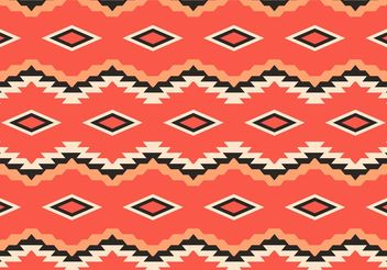 Native American Pattern Free Vector - Kostenloses vector #144303
