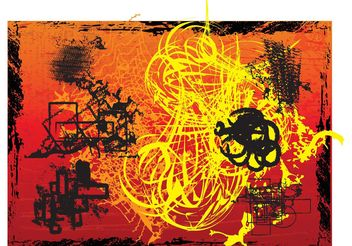 Free Dirty Grunge Vectors - Free vector #144603