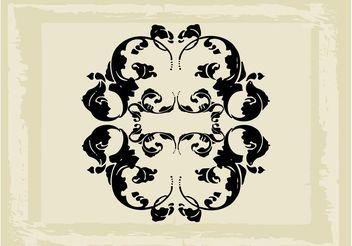 Symmetrical Pattern - vector gratuit #144633