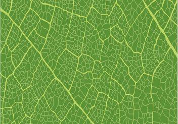 Leaf Pattern - Free vector #144713