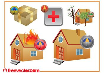 Insurance Designs - vector #145393 gratis