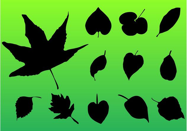 Leaf Pack - Free vector #145753