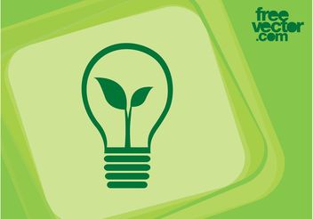 Green Energy Icon - Free vector #146433