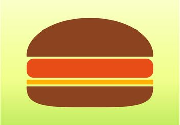 Hamburger Icon - Free vector #147753