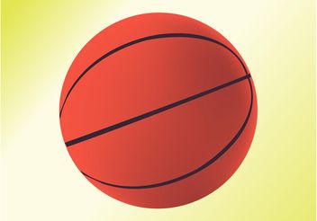 Basketball Design - Kostenloses vector #148213