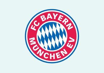 FC Bayern Munich - vector gratuit #148433