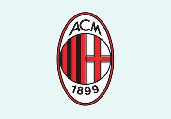 AC Milan - бесплатный vector #148473