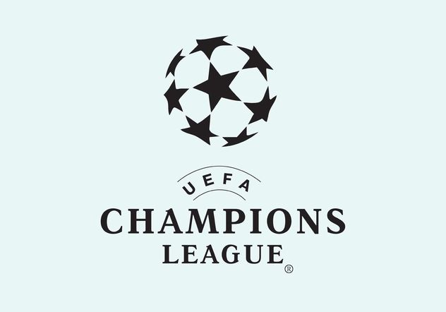 UEFA Champions League - vector gratuit(e) #148493
