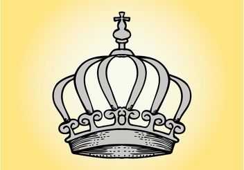 Royal Crown Graphics - vector gratuit #150163