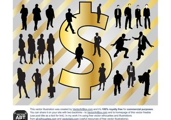 Business Success Vector - Free vector #151533