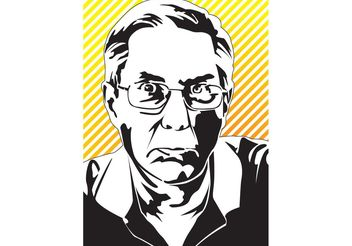 Manager Portrait - vector #151643 gratis