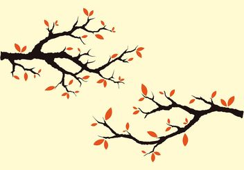 Tree Details - vector #153283 gratis