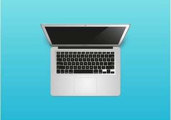 Ultrabook - Free vector #153543