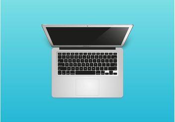 Ultrabook - Kostenloses vector #153543