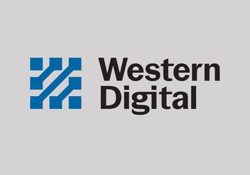 Western Digital - vector #153693 gratis