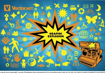 Vector Graphic Collection - Free vector #154103