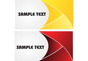 Simple Abstract Background Vector - бесплатный vector #154383