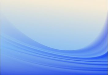 Blue Curve - Free vector #154803