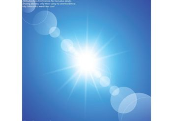 Sky Vector Background - vector #154893 gratis