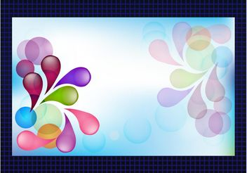 Abstract Background Vector - Free vector #154943