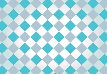 Gray And Blue Checker Board - vector gratuit #154983