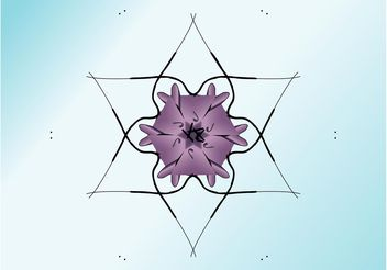 Flower Blossom Icon - Free vector #156883