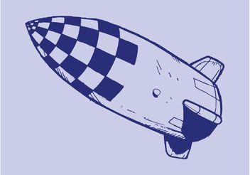 Rocket Vector - vector #157093 gratis
