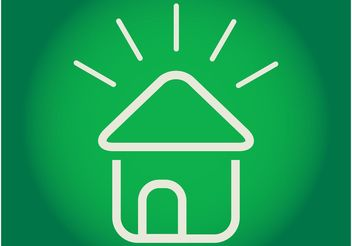 Home Icon Drawing - vector #157283 gratis