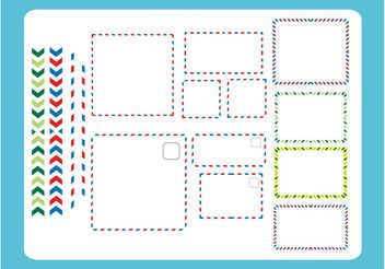 Envelope Graphics Pack - Free vector #159203