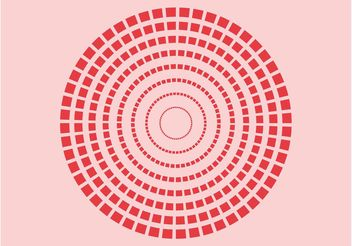 Circular Layout - vector gratuit #159373