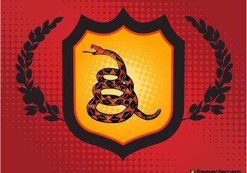 Snake - vector #160203 gratis