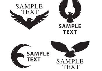 Eagle Vectors - Kostenloses vector #160553