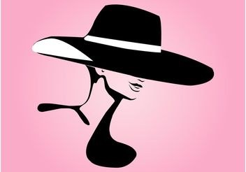 Hat Design - Free vector #160753