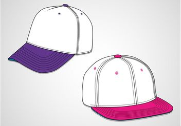 Hats Designs - vector gratuit #160843