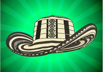 Hat Vector - vector #161163 gratis