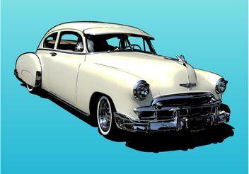 Auto Show Car - Free vector #161323